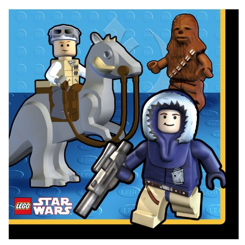 LEGO Star Wars Large Napkins