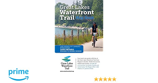 Great lakes waterfront trail map book lake ontario and st lawrence great lakes waterfront trail map book lake ontario and st lawrence river edition lucidmap inc waterfront regeneration trust 9781894955249 amazon fandeluxe Images