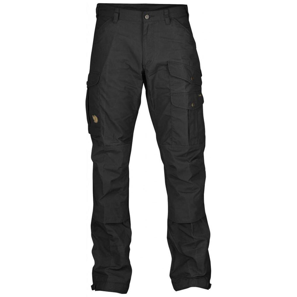 Fjallraven Men's Vidda Pro Trousers Regular, Black-Black, 50