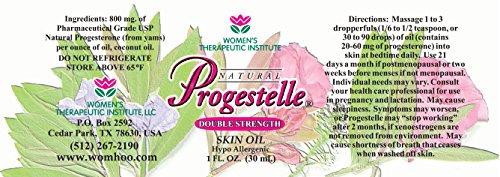 Natural Progesterone In Oil No Preservatives
