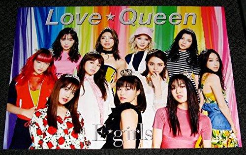 E-girls [Love Queen] ポスター