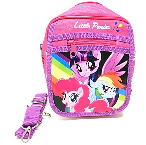 Little Pony Purse (My little pony Magic Girls Small Shoulder Bag/Passport/Pencil Case NEW)