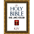 The Holy Bible: Authorized King James Version KJV Holy Bible (ILLUSTRATED) (King James Bible - Churched Authorized Version | Authorised BIble Book 1)