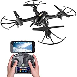 Holy Stone HS200 FPV RC Drone with HD Wifi Camera