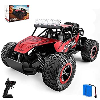 RC Vehicles Distant Management Automotive Monster Truck, Quick Outside Rechargeable Automobile reward for Boys Children Teenagers 2021 Latest