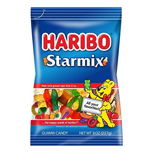 - 3 PACK - Haribo Starmix Favorites 5oz