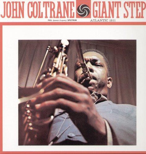 Album Art for Giant Steps by John Coltrane