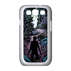 Samsung Galaxy S3 I9300 2D Customized Hard Back Durable Phone Case with A Day to Remember Image