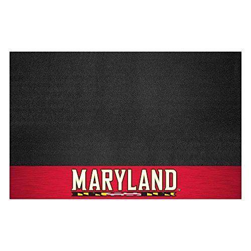Fan Mats University of Maryland Vinyl Grill Mat