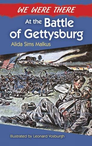 We Were There at the Battle of Gettysburg pdf epub