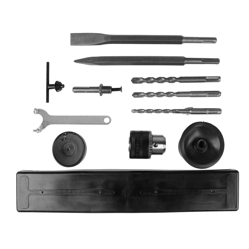 Rhino 501026 Marteau perforateur 850 W avec accessoires