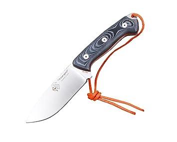 Cuchillo JV CDA Axarquia Hoja de 10 cm. Acero Mova Mova 58 ...