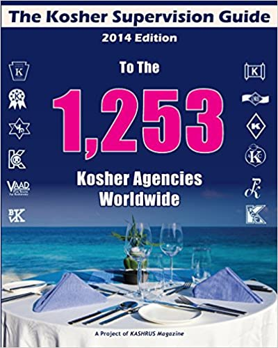Book The Kosher Supervision Guide-2014 Edition