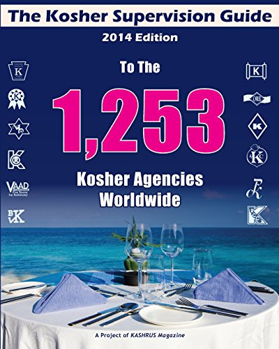 The Kosher Supervision Guide-2014 Edition