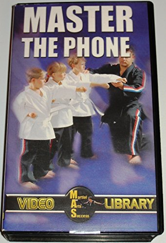 Master the Phone, Telephone Techniques for Your Martial Arts School, VHS