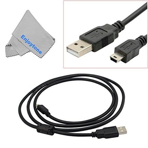 - Fomito 1.5M T Plug USB to 5 Pin Data Charging Cable MP3 MP4 Connector Adapter Mini USB Cord for Sony Kodak U-4 Easyshare CX7330 CX7430