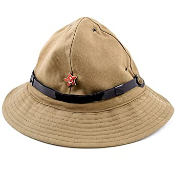 8e26da363a5 Image Unavailable. Image not available for. Color  Afganka Boonie Hat.  Russia
