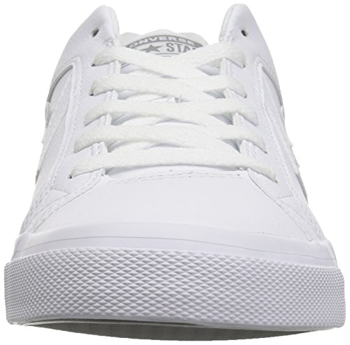 Sneaker Top dolphin Us Distrito Converse Leather white 5 6 Low White El M wIIxOBX