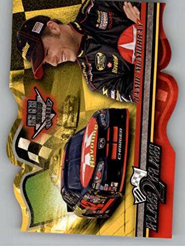 2006 Wheels High Gear Flag to Flag #FF18 Jamie McMurray NM-MT (Mem Chip)