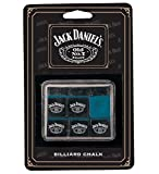 jack daniels accessories - Jack Daniel's Billiard Chalk - 6 Piece Pack