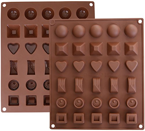 Ozera Silicone Chocolate Baking 30 Cavity product image