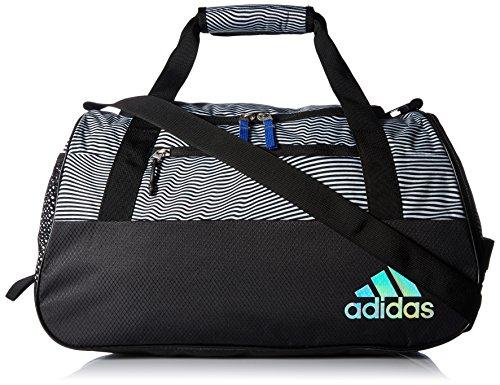 adidas Squad III duffel Bag, Blue, One Size