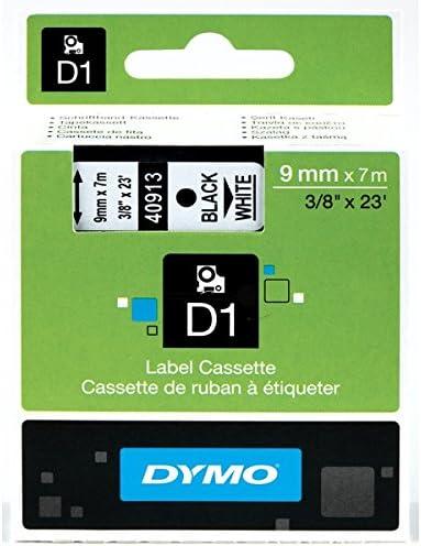 S0720680 nero//bianco Nastri Dymo D1-9 mm x 7 m codice S0720680
