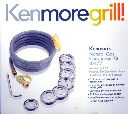 Kenmore Natural Conversion 10477 Converts