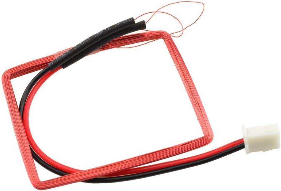 UART 125Khz EM4100 RFID Card Key ID Reader RF Module RDM6300 For Arduino/_BE