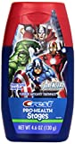 Crest Fluoride Anticavity Toothpaste Liquid Gel, Super Action Spider-Man, 4.6 oz