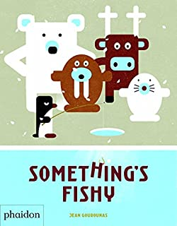 Book Cover: Something's Fishy