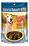 Natural Balance Delectable Delights Tender Cuts Dog Treats - Duck Formula - 4-Ounce