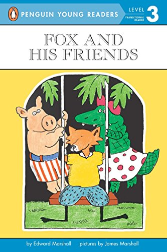Fox and His Friends (Penguin Young Readers, Level 3)