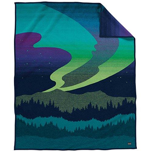 Pendleton Blanket Robe, Northern Lights