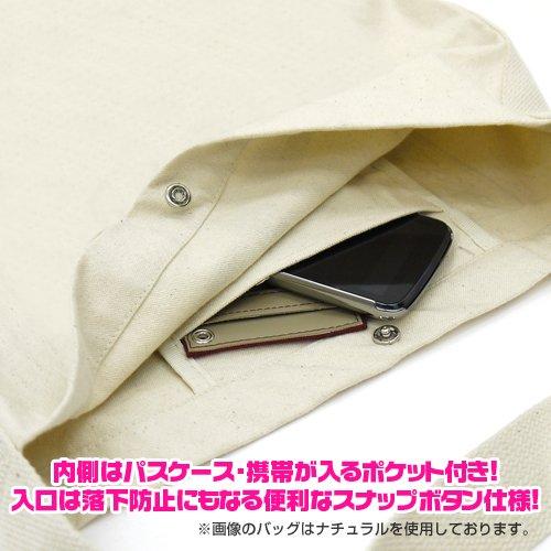 ROBOTICS; NOTES Airi Shoulder Tote Bag Black (japan import)