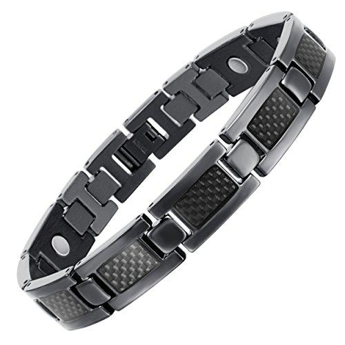 Rainso Bracelets Arthritis Wristband Adjustable