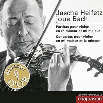 Bach: Partitas & Concertos pour violon (Les indispensables