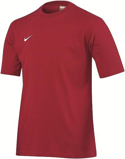 Nike Swoosh T shirt Homme Rougeblanc Taille XXL