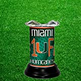 MIAMI HURRICANES NCAA TART WARMER - FRAGRANCE LAMP - BY TAGZ SPORTS
