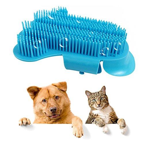 Tutuba Pet Bath Brush Shampoo Grooming Comb Hair Clean Massa