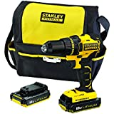 STANLEY FATMAXFMC608D2S-XE18V Brushless Drill Driver Kit