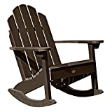 Best Highwood Patio Chairs - Classic Westport Adirondack Rocking Chair, Weathered Acorn Review