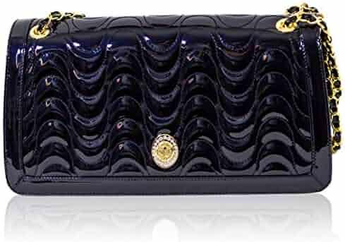 76d9947db939 Shopping Blues - Patent Leather - Handbags & Wallets - Women ...