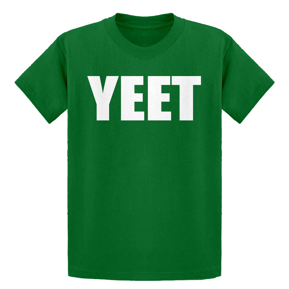 Indica Plateau Youth YEET! Kids T-Shirt 3771-Y