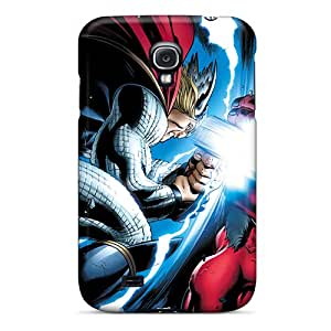 High Impact Dirt/shock Proof Case Cover For Galaxy S4 (thor Vs Hulk)