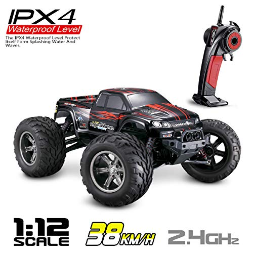 Used, Hosim High Speed RC Off-Road Car 9112, 38km/h 1/12 for sale  Delivered anywhere in USA