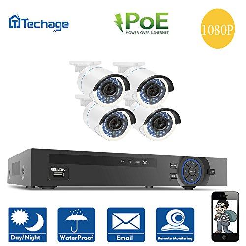 Security Techage Cameras Waterproof Surveillance product image