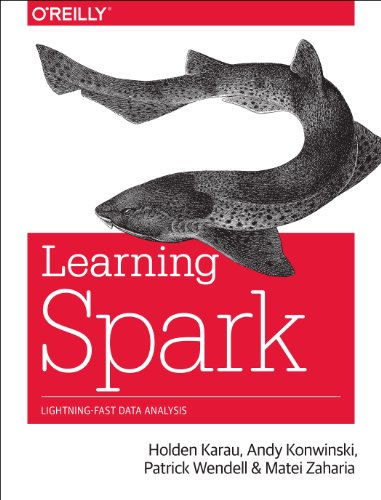Learning Spark: Lightning-Fast Big Data Analysis Front Cover