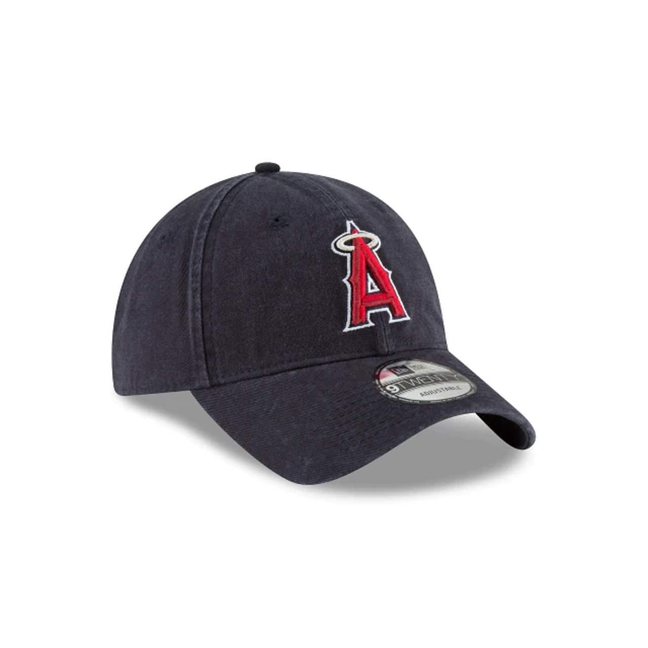 461bfcf038b Amazon.com  New Era Core Classic 9TWENTY Adjustable Hat (Anaheim Angels  (Navy))  Clothing