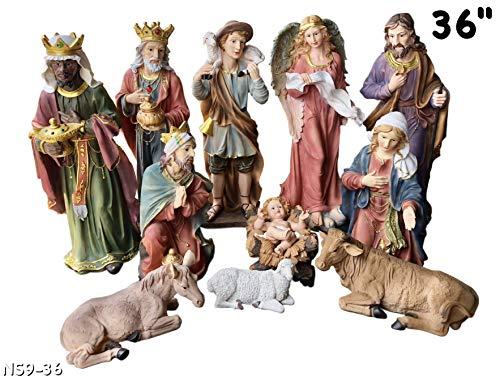 (Nativity Set El Nacimineto 36